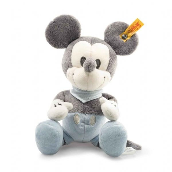 Mickey Mouse, baby toy by Steiff.  290039